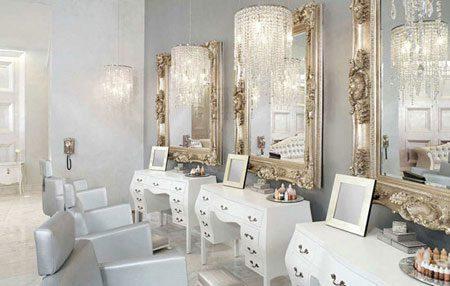 شیک ترین دکوراسیون آرایشگاه زنانه, دکوراسیون