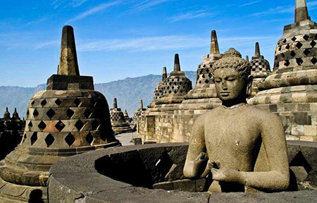 جاهای دیدنی اندونزی, مکانهای تفریحی اندونزی,