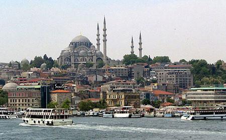پارک آبی استانبول,مکان های دیدنی استانبول