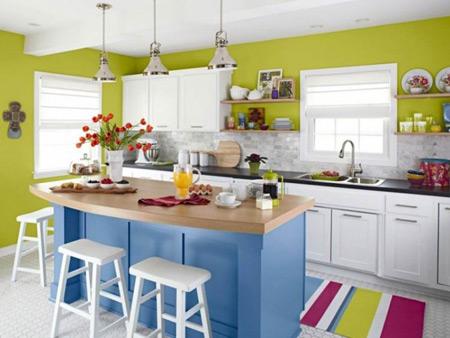 دیزاین آشپزخانه,دیزاین آشپزخانه ایرانی,تصاویر دیزاین آشپزخانه