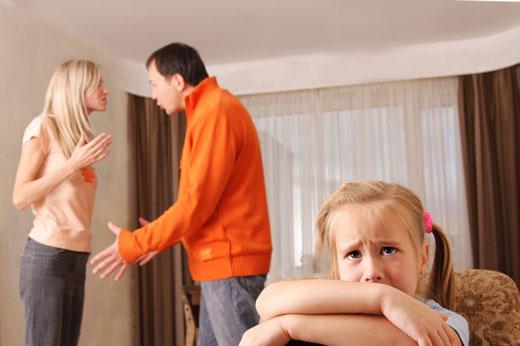 تاثیر خشونت خانگی بر اعصاب و روان کودکان