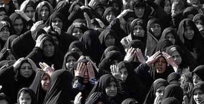چایینه زنان ، عزاداری مردم ایلام در ماه محرم, رسوم مختلف