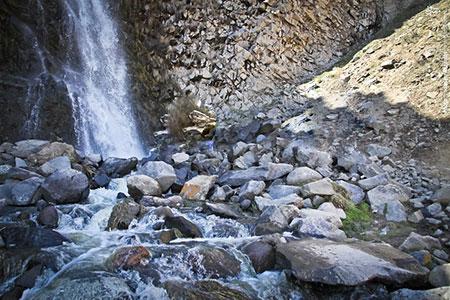 آبشار سردابه کجاست,عکس های آبشار سردابه اردبیل