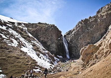 آبشار سردابه،تصاویر آبشار سردابه