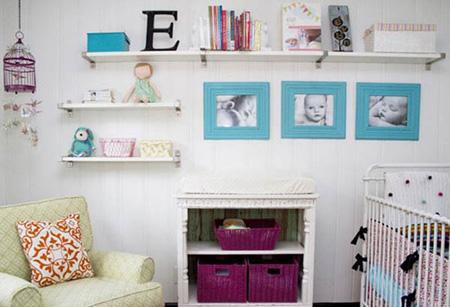 وسایل تزیینی اتاق کودک,نکاتی برای چیدمان اتاق کودک