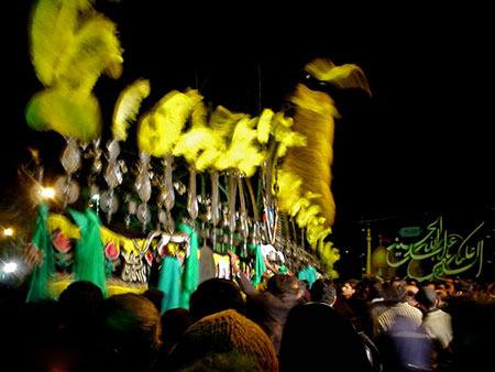 موسیقی بومی, لباس محلی خراسان,آداب و رسوم ماه محرم
