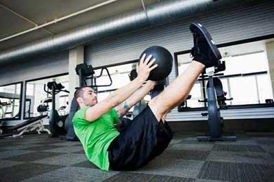 ورزش برای کوچک کردن شکم و پهلو