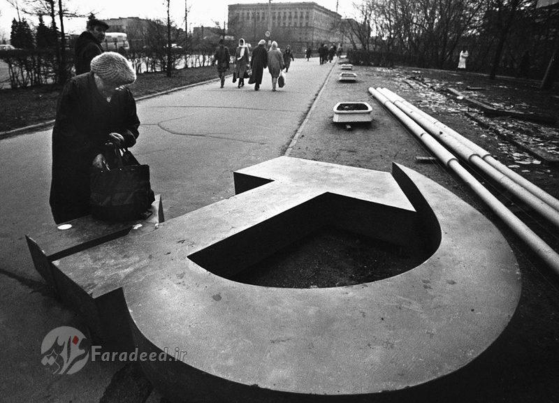 تصاویر - قصه فروپاشی شوروی, گالری عکس