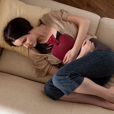 علل شکم درد در زنان , عفونت ادراری