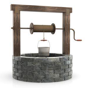 داستان آموزنده - مشکل چاه آب روستا -, داستانک