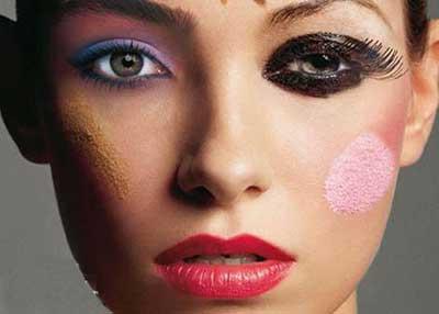 7 اشتباه آرایشی که صورت را شبیه دلقک ها می کند!!, آرایش و زیبایی