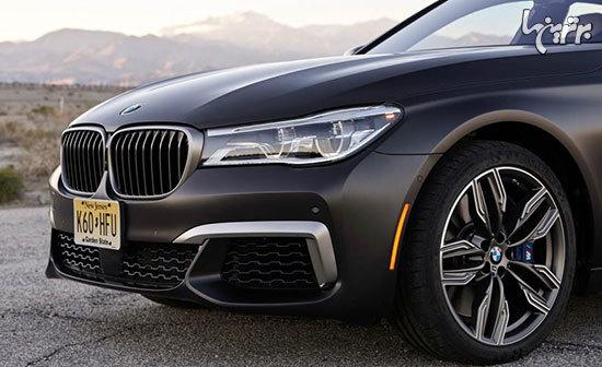 نقد و بررسی BMW M760LI XDRIVE 2017کشتی لوکس و اسپرت باواریایی