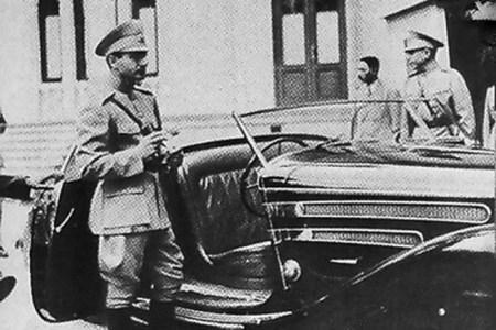 عکس های ماشین بوگاتی محمدرضا پهلوی