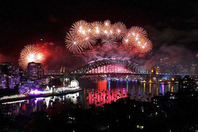 آداب و رسوم آغاز سال نو میلادی در جهان, آداب و رسوم