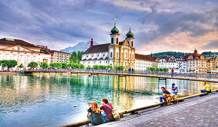 ,جاهای دیدنی سوئیس