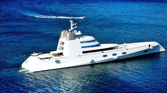 10  قایق تفریحی مجلل که هیچ میلیونری نمی تواند از خریدن آن ها چشم پوشی کند