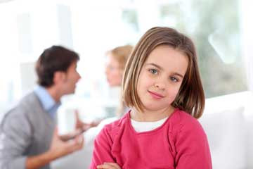 سرپرستی کودکان بعد از طلاق،حضانت کودکان  بعد از طلاق