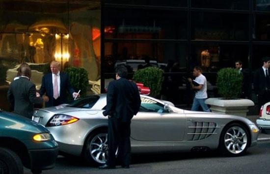 نگاهی به ماشین های لوکس و گران قیمتی که دونالد ترامپ در طول زندگی اش از آن ها استفاده کرده است