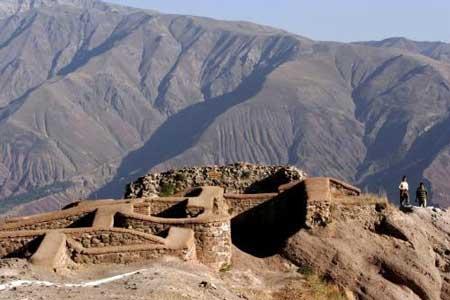 الموت,قلعه تاریخی الموت,قلعه الموت,