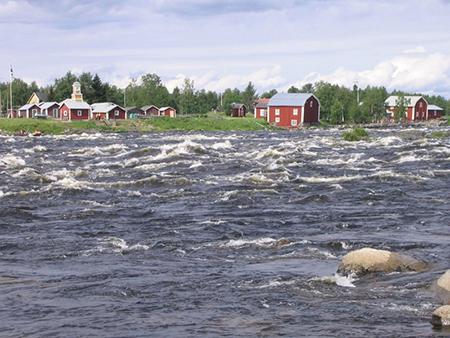 پاکیزه ترین رودخانه دنیا