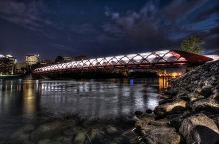 پل,زیباترین پل های جهان,شگفت انگیز ترین پل های جهان