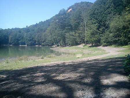 ,عکس دریاچه چورت