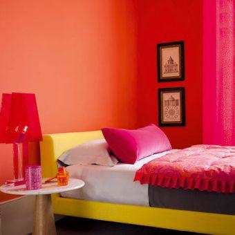 انتخاب رنگ مناسب برای اتاق از دیدگاه روانشناسی