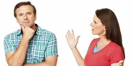 حفظ رابطه دوستانه با همسر