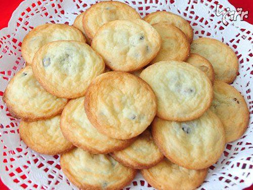 طرز تهیه انواع شیرینی خشک