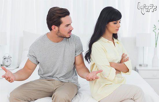 همسرانی که با هم متفاوت هستند، چطور رابطهی خوبی برقرار کنند