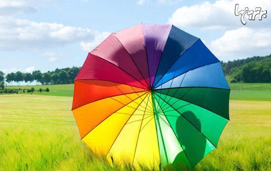 تاثیر رنگ ها بر مغز انسان, روانشناسی