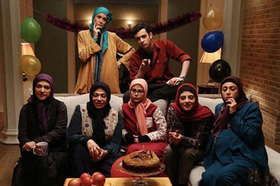 حضور سینماییها در قاب تلویزیون