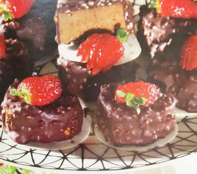 درست کردن شکلات های قلبی, مواد لازم برای تهیه شکلات های قلبی