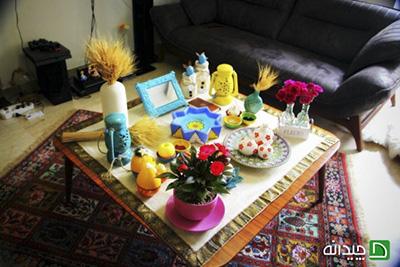 سفره هفت سین، در این ۷ خانه ایرانی چگونه چیده شد؟