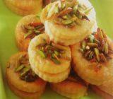 طرز تهیه کوکیز پسته ویژه عید نوروز
