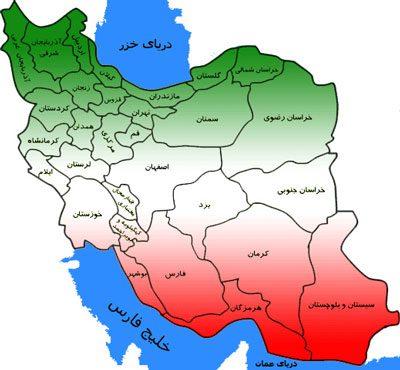 مکان های دیدنی ایران در بهار،مکان های دیدنی در بهار