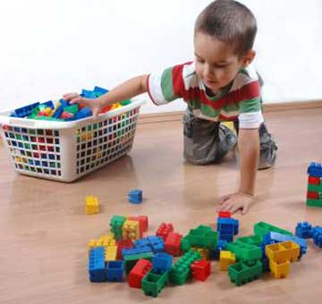 بی انظباتی در کودکان,کودک بی نظم
