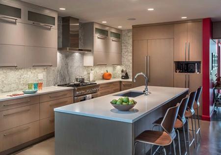 انتخاب سنگ کابینت,سنگ مناسب کابینت آشپزخانه
