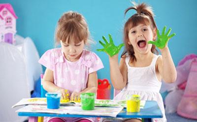 خلاقیت در کودکان،پرورش خلاقیت در کودکان