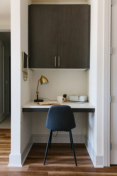 دکوراسیون فضای کوچک,تزیین فضاهای کوچک