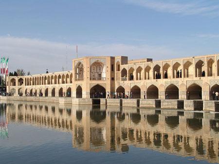 دیدنی های اصفهان
