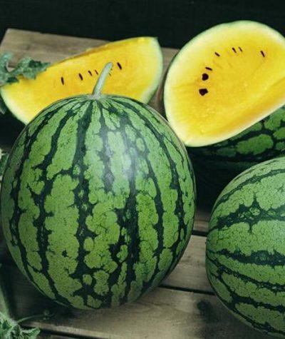 آشنایی با خواص هندوانه زرد, خواص مواد غذایی