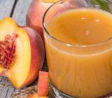 طرز تهیه شربت هلو آنتی بیوتیکی طبیعی