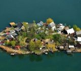 دریاچه تماشایی کاویکسوز در مجارستان
