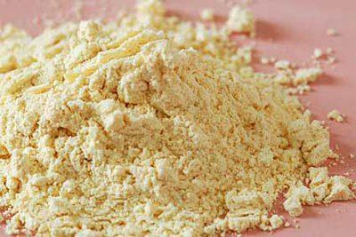 خواص آرد نخودچی, خواص مواد غذایی