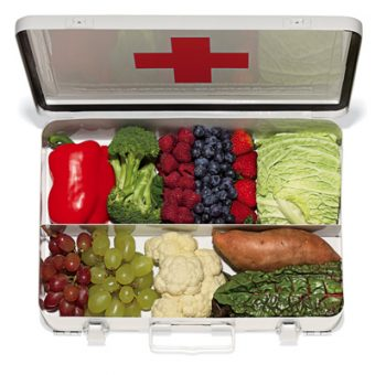 برترین موادغذایی ضد سرطان