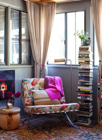 قفسه بندی برای کتاب,ایده هایی برای ساخت قفسه های کتاب