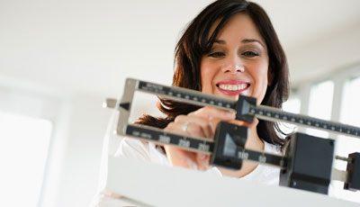 تاثیر ورزش در کاهش وزن, کاهش وزن
