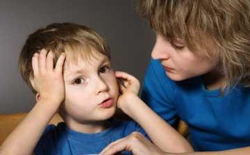 چرا فرزندم لکنت زبان دارد؟, بچه, فرزند, فرزندان, کودک, کودکان