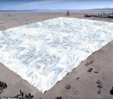 ساخت سرپناه ضد گرما با پتوهای فضایی